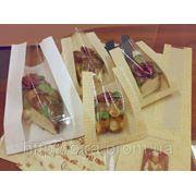 Бумажные пакеты для косметики фото