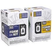 Одноразовые портативные установки для напыления пенополиуретана FoamKit 600 фото