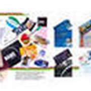 Изготовление корпоративной рекламной продукции фото