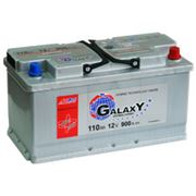 Аккумуляторы 6СТ- 110А серии AUTOPART GALAXY пр-во Сада (SADA) фото