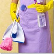 Поддерживающая уборка. фото
