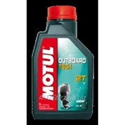 Масло Motul Outboard Tech 2T фото