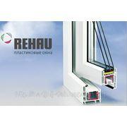 Металлопластиковые окна и двери REHAU фото