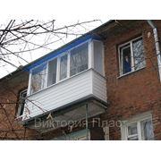 Металлопластиковые окна, алюминиевые конструкции, балконные рамы фото