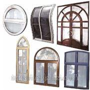Изготовление окна любой конфигурации Крым фото