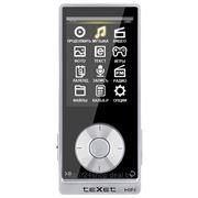 MP3 Flash плеер TeXet T-489 4 Gb Black фото