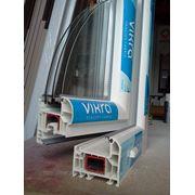 Металлопластиковое ПВХ изделие VIKRA фото