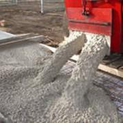 Строительный бетон фото