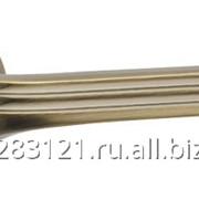 Ручка раздельная Bolero TL ABG-6 зеленая бронза Код: 33065 фото