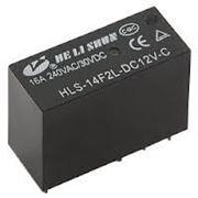 Реле HLS-14F2 (5VDC) ток-16A / контакты-1С фото