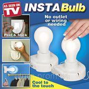Переносная лампа Insta Bulb - 2 шт. в наборе фото