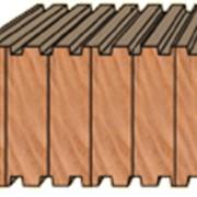Брус строительный стеновой профилированный