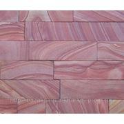 Плитка из песчаника-термо-шлифованная фото