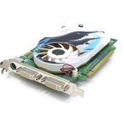Видеокарта GeForce 8600GT 256Mb TV Leadtek фото