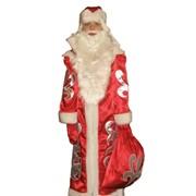 Новогодние костюмы прокат костюма Дед Мороз фото