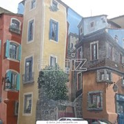 Качественная покраска зданий. фото