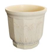 Горшок для цветов керамический Тюльпан фото