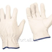 Перчатки кожаные, арт. 0211, арт. 1029 фото