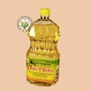 Масло соевое Постное Рафинированное дезодорированное фото