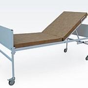 Кровать медицинская функциональная КФ-2M фото