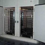 Промышленное холодильное оборудование. фото