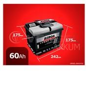 Батарея Berga Power-block 60Ah обратная полярность фото