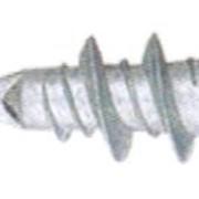 Дюбель driva для г/к 14х32 100шт ezc1438 нейлон-сверло фото