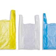 Пакет-майка для пищевых продуктов, б/запаха фото