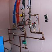 Монтаж твёрдо топливных систем отопления Украина Днепропетровск Днепропетровская область, Монтаж и реконструкция систем отопления , купить, цена, фото. фото