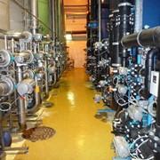 Реконструкция систем водоподготовки фото