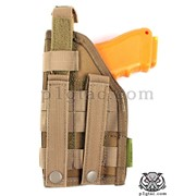 Кобура универсальная Molle UTH Universal Tactical Holster H10714CB фото