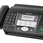 Аппарат факсимильный Panasonic KX-FT902RU фото