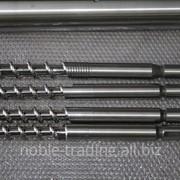 Цилиндры для китайских ТПА, пара шнек-цилиндр в сборе фото