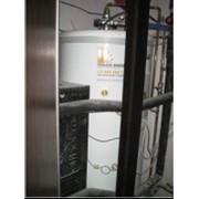 Комбинация гелиосистемы с тепловым насосом Altherma для обеспечения горячего водоснабжения и отопления фото