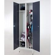 Шкафы PUNTA для хранения горнолыжного инвентаря фото
