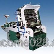 Машина для изготовления конвертов больших размеров ZF490 фото