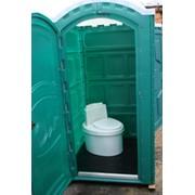 Туалетные кабины фото