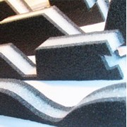 Уплотнитель профильный и из ППЭ (пенополиэтилена) фото