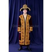 Аренда мужских казахских национальных костюмов в Алматы от Дилижанс фото