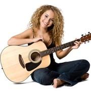 Гитара обучение фото