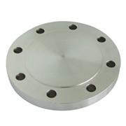 Заглушка фланцевая стальная ГОСТ 12820-80 фото