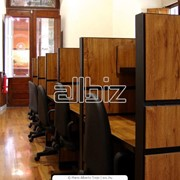 Столы для библиотек фото