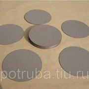 Титановые пластины из порошков ТУ 14-1-1895-76 фото