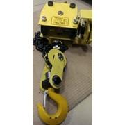 Грузоподъёмное устройство Таль ручная червячная стационарная ТРЧС-1,0 фото