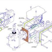 Комплект ремонтный для Бинар 5 компакт ( втулка д. 859, прокладка д.1249, д. 2153, кольцо д.1251, д.2152, д.1950, д 1947) фото