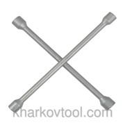 Ключ баллонный крестовой Intertool HT-1601 фото