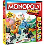 Настольная игра HASBRO GAMING A6984E76 Монополия Джуниор фото