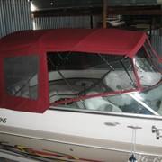 Пошив тентов на катера фото