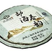 Чай пуэр Miao Man 357 г фото