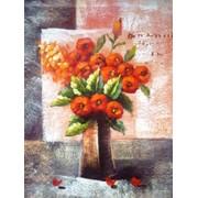 Натюрморт цветы фото